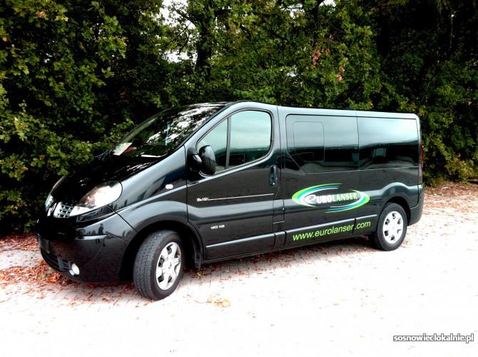 Licencjonowany transport -Busy do Holandii ze Śląskiego